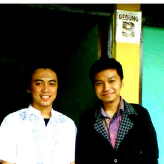 Bang Kamal dan Kak Faris Tio