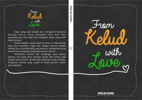 From Kelud with Love - Cover